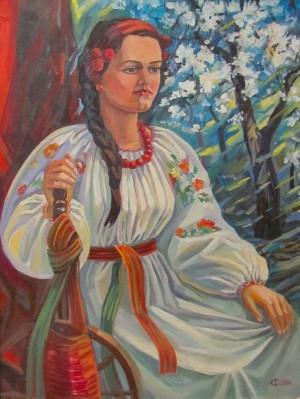 R. Dorozhnikova 'Spring'
