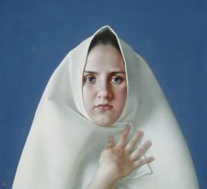 Людмила, орг.о.левкас, 38х42