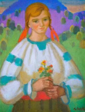 Коцка А.. У свято, 1977