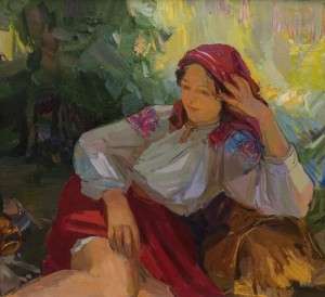 Ковач А. Відпочинок, 2009