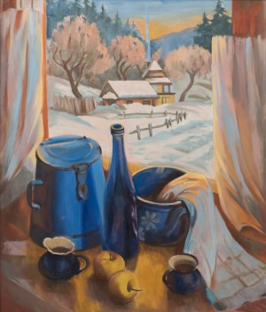 M. Myrtryk Winter still life
