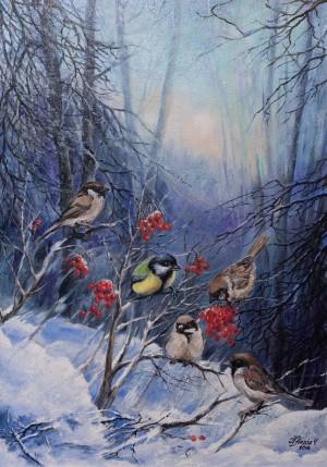 "N. Popovych ""Forest Guelder-Rose"""