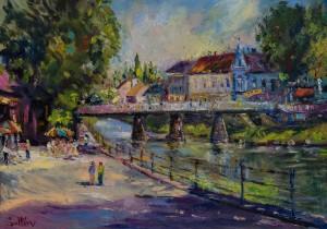 «Міст над Ужем», 2016