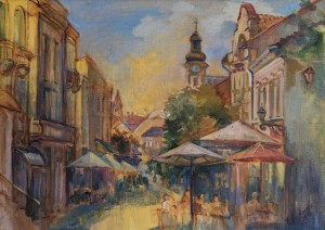 T. Sopilniak. Korzo Street
