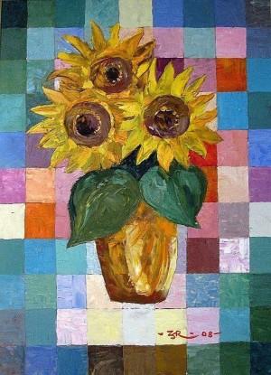 Sunflowers'