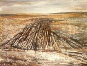 Steppe', 1982, 60x80