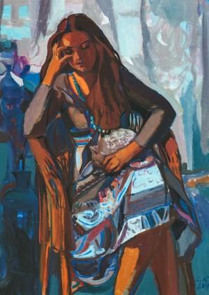 Антоніна, 2011, п.о., 110х80