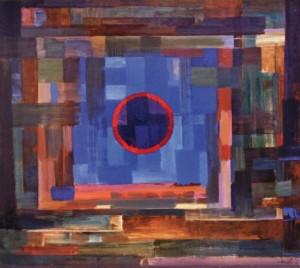 Затемнення сонця, 2003, орг.о. 85х98
