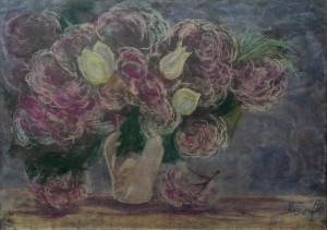 'Pastel', 2016, 70x50