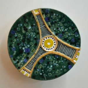 Plate. Project 'Gifts With The Ukrainian Soul'