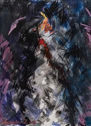 'Свара', 2008, к.акр.