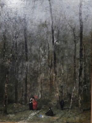 Прогулянка в лісі, п.о.