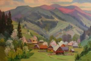 Гірське село, 1995