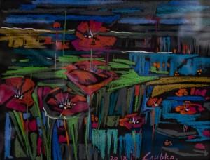 I. Slyvka 'Flowers'