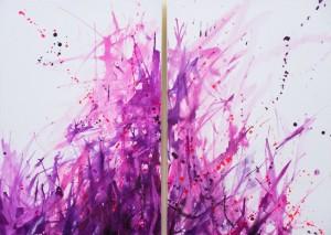 Пробудження (диптих), 2017