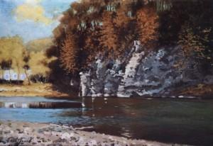 Скалка, 1972, 45x60