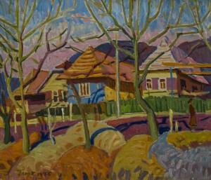 Село Кам'яниця, 1976