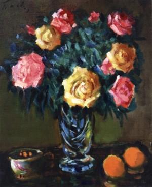 Троянди з апельсинами, 1999, 60x50