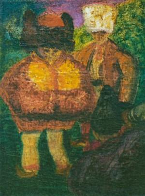 Морозик, 1930-ті рр., пап.темп. 74х56,5
