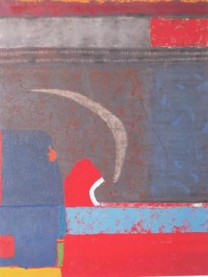 Подорож, 2007, п.o., 100х80