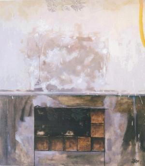 Прозріння, 2008, п.o., 90х85