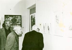 Бедзір П. На виставці Чернія Йосипа