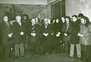 A. Kotska (Second from the left)