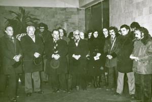 Коцка А. (Другий ліворуч)