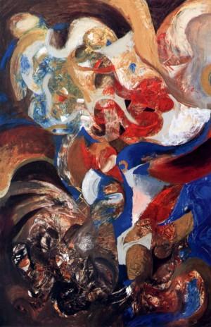 Настрій експресії, 1997, п.акр., 120х80