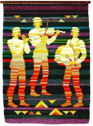 Музика, 1991, 160х120