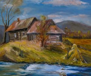 Бодов Аттіла, 2016, п.о., 50х60