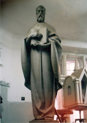 St. Peter, 2003, clay, 2,1