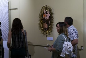 "THEMATIC EXHIBITION ""THEOTOKOS"" FROM HUNGARY IS EXHIBITED IN MUKACHEVO"