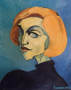 A Redhead Woman 2, 1998