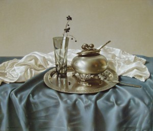 Still Life With Sugar Bowl,