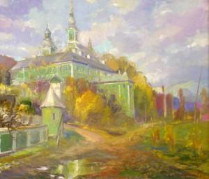 Монастир, 65х70