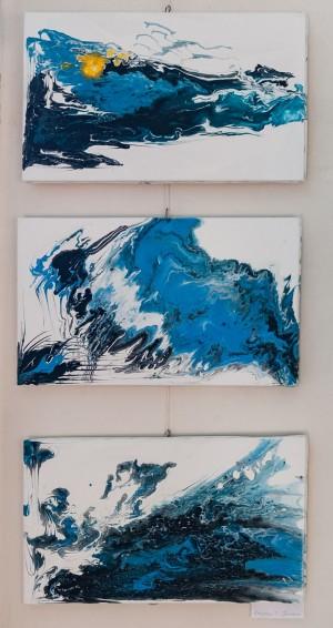 T. Kohutych 'Triptych'
