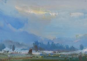 Туман стелиться, 2015, к.о.