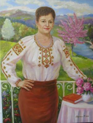 Портрет п.о.60х80