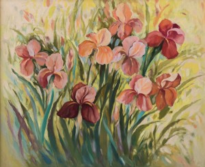 M. Myrtryk Irises II