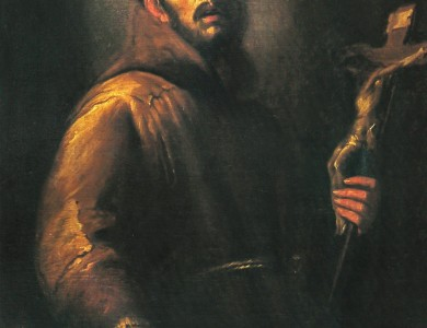 Unknown artist St. Francis Assisi