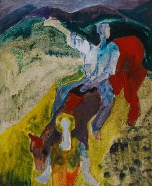 F. Seman, Djigit from Krasii, 2003