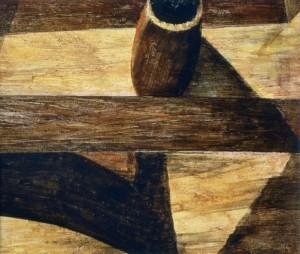 Дерев'яне, 1989, п.а. 65х65