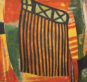 Гребінець, 2012, п.а. 63х67