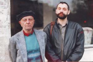 Бедзір Павло та Ковач Павло (З фотоархіву Ковача Павла)