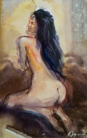 Y. Dulenko. Sketch