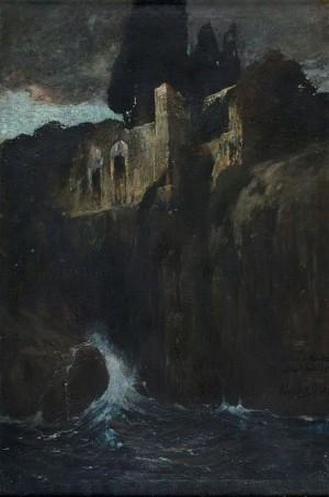 Untitled, oil on canvas, 114,5х75