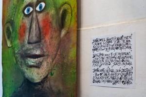"""EXHIBITION OF KHARKIV STUDIO """"AZA NIZI MAZA"""""""