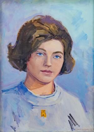 V. Brenzovych (jr.) 'Portrait', 2018