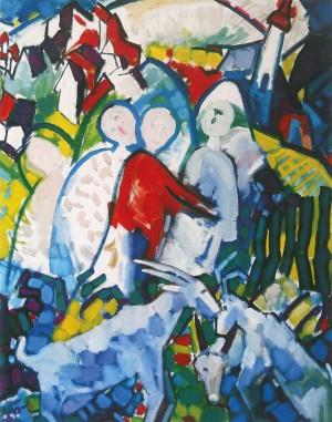 Діти і кози, 2011